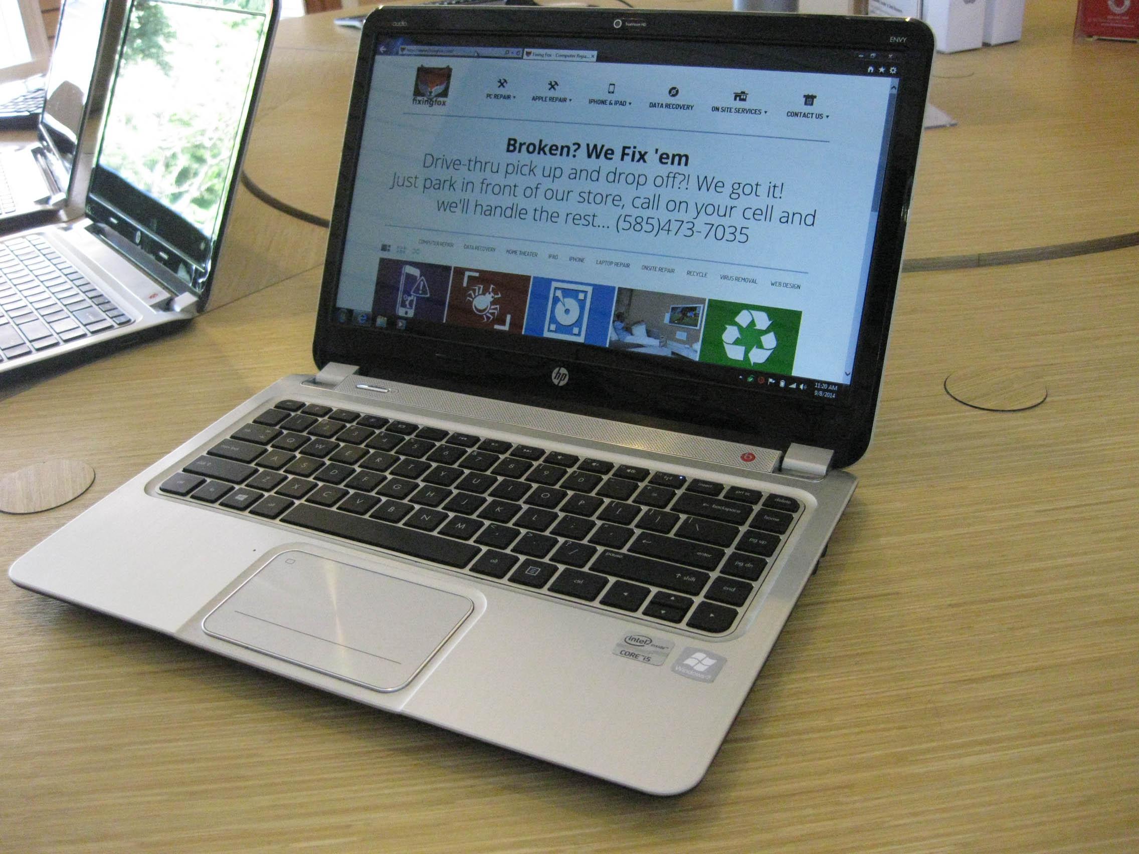 HP Laptop Repair Rochester NY: HP Laptop Computer Repair ...